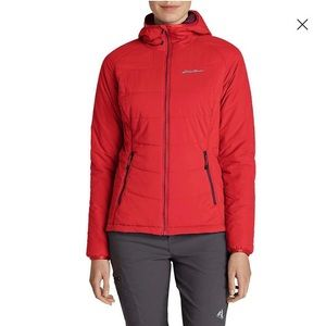 Eddie Bauer first ascent ignitelite flux  jacket